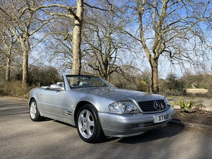 2000 Mercedes Benz 320SL - Immaculate Condition For Sale (picture 1 of 27)