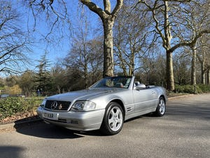 2000 Mercedes Benz 320SL - Immaculate Condition For Sale (picture 2 of 27)