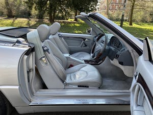 2000 Mercedes Benz 320SL - Immaculate Condition For Sale (picture 3 of 27)