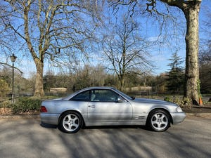 2000 Mercedes Benz 320SL - Immaculate Condition For Sale (picture 4 of 27)