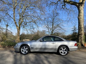 2000 Mercedes Benz 320SL - Immaculate Condition For Sale (picture 5 of 27)