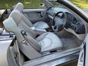 2000 Mercedes Benz 320SL - Immaculate Condition For Sale (picture 6 of 27)