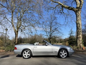 2000 Mercedes Benz 320SL - Immaculate Condition For Sale (picture 7 of 27)