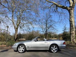 2000 Mercedes Benz 320SL - Immaculate Condition For Sale (picture 8 of 27)