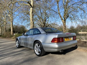 2000 Mercedes Benz 320SL - Immaculate Condition For Sale (picture 10 of 27)