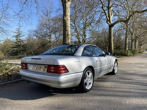 2000 Mercedes Benz 320SL - Immaculate Condition For Sale (picture 11 of 27)