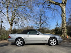 2000 Mercedes Benz 320SL - Immaculate Condition For Sale (picture 16 of 27)