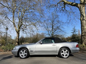 2000 Mercedes Benz 320SL - Immaculate Condition For Sale (picture 17 of 27)