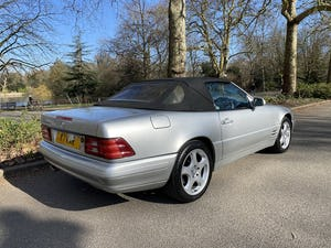 2000 Mercedes Benz 320SL - Immaculate Condition For Sale (picture 19 of 27)