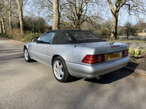 2000 Mercedes Benz 320SL - Immaculate Condition For Sale (picture 20 of 27)