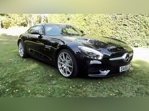 MERCEDES AMG GT MY2017 For Sale (picture 1 of 12)