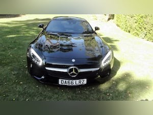 MERCEDES AMG GT MY2017 For Sale (picture 2 of 12)