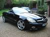 Mercedes Benz SL350 AMG Sports With Pan Roof+AMG Bodystyling
