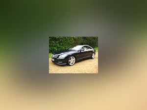 2011 Mercedes Benz CL500 AMG BlueEfficiency With Just 17000 Miles For Sale (picture 2 of 6)
