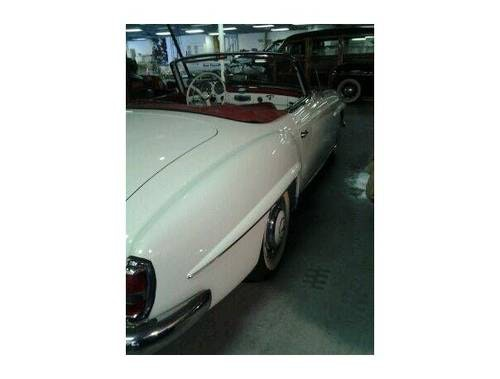 1959 Mercedes-Benz 190SL Convertible For Sale (picture 2 of 6)