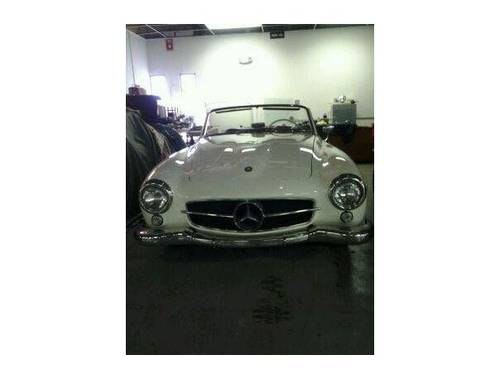 1959 Mercedes-Benz 190SL Convertible For Sale (picture 3 of 6)