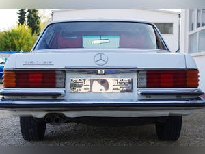 1979 Mercedes-Benz 350 SE - W 116 - completely restored - LHD SOLD (picture 3 of 6)