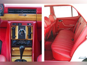 1979 Mercedes-Benz 350 SE - W 116 - completely restored - LHD SOLD (picture 4 of 6)