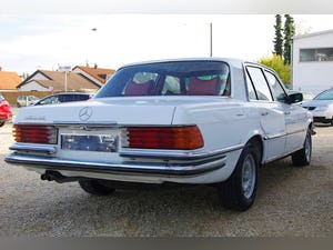 1979 Mercedes-Benz 350 SE - W 116 - completely restored - LHD SOLD (picture 6 of 6)