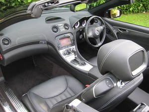 2009 Mercedes Benz SL350 Sports Pack With Pan Roof + Air Scarf (picture 3 of 6)