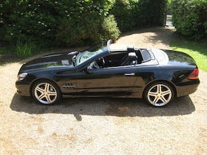 2009 Mercedes Benz SL350 Sports Pack With Pan Roof + Air Scarf (picture 5 of 6)