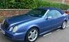 Picture of 2000 Mercedes CLK Convertible Auto, rare 3.2 AMG line edition FSH For Sale