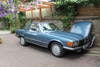 Picture of Mercedes 450 sl convertible , 1975 , restoration project SOLD