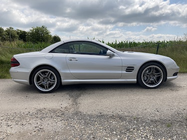 Picture of 2003 SL55 AMG stunning condition, 32,000 miles, FSH, All Toys,  For Sale