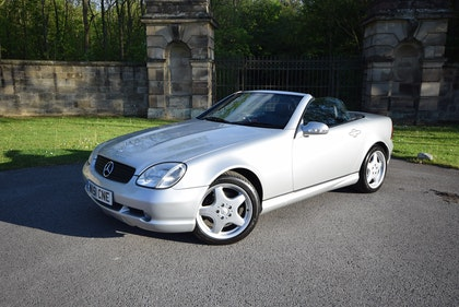 Picture of 2001 SLK 320 R170 Fctry AMG kit, Rare 6 Spd Manual, Low Miles For Sale