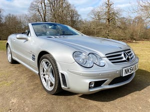 2004 Mercedes SL55 F1 Performance Pack For Sale (picture 1 of 11)