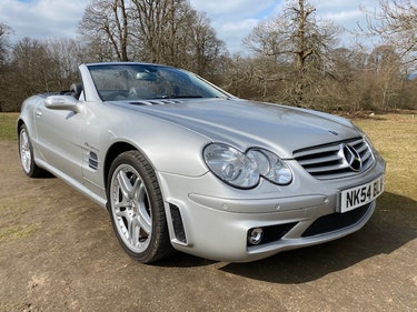 Picture of 2004 Mercedes SL55 F1 Performance Pack For Sale