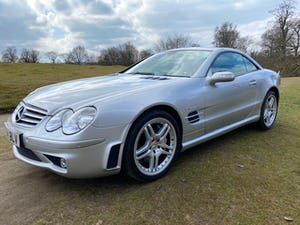 2004 Mercedes SL55 F1 Performance Pack For Sale (picture 2 of 11)