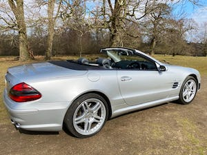 2004 Mercedes SL55 F1 Performance Pack For Sale (picture 3 of 11)