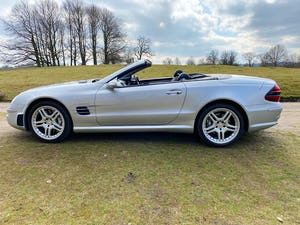 2004 Mercedes SL55 F1 Performance Pack For Sale (picture 4 of 11)