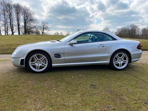 2004 Mercedes SL55 F1 Performance Pack For Sale (picture 5 of 11)
