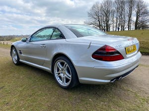 2004 Mercedes SL55 F1 Performance Pack For Sale (picture 6 of 11)