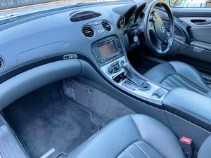 2004 Mercedes SL55 F1 Performance Pack For Sale (picture 8 of 11)