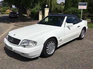 1996 MERCEDES SL 320  96   3 OWNERS   78,800 MILES ONLY For Sale (picture 22 of 28)