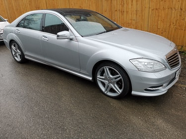 Picture of 2013 Mercedes s 350 lwb amg sport edition For Sale