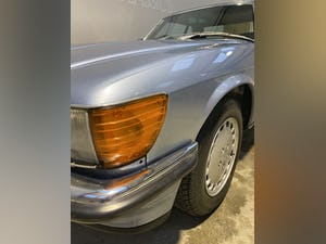 1984 Breath-takingly Beautiful Mercedes 380SL Stunning! For Sale (picture 2 of 12)