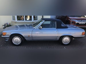 1984 Breath-takingly Beautiful Mercedes 380SL Stunning! For Sale (picture 7 of 12)