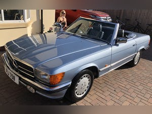 1984 Breath-takingly Beautiful Mercedes 380SL Stunning! For Sale (picture 8 of 12)