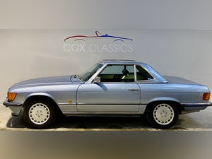 1984 Breath-takingly Beautiful Mercedes 380SL Stunning! For Sale (picture 1 of 12)