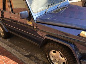 1994 Mercedes 300GE W463 RHD LWB out of a collection For Sale (picture 1 of 9)