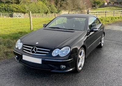 Picture of 2008 Mercedes CLK 200K Sport For Sale