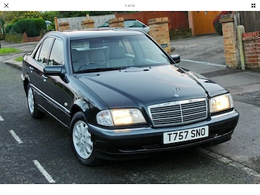Picture of 1999 Mercedes Benz C240 For Sale