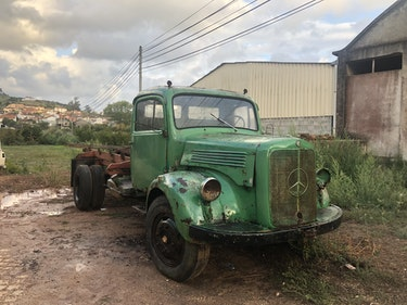 Picture of 1960 Mercedes L312 truck (L311) For Sale