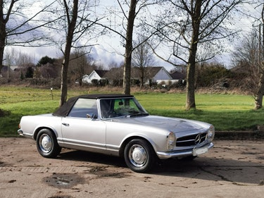Picture of 1970 Mercedes 280SL - Available for restoration For Sale
