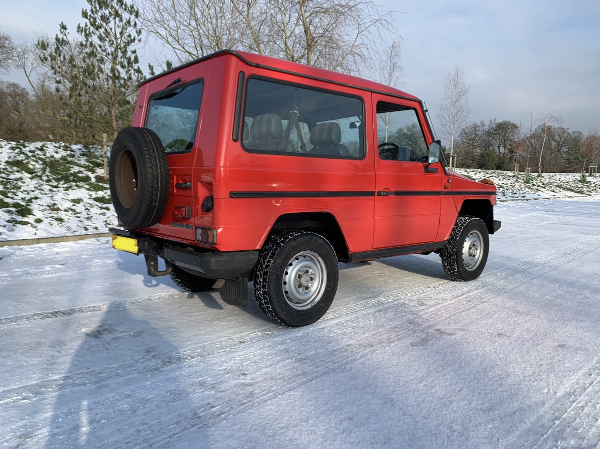 1991 Mercedes gwagon 300gd For Sale (picture 3 of 12)