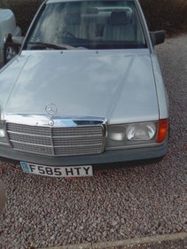 Picture of 1988 Mercedes 190E For Sale